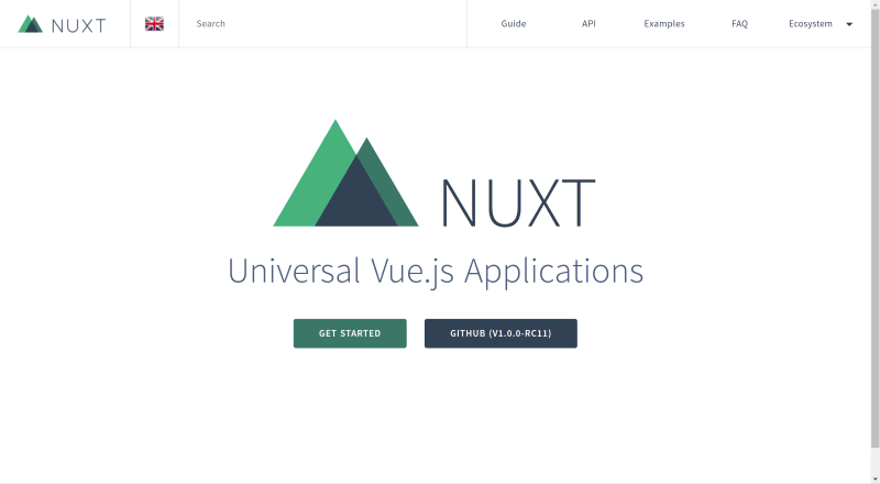 Build a Server-Side Rendered Vue App with Nuxt js - Ednsquare