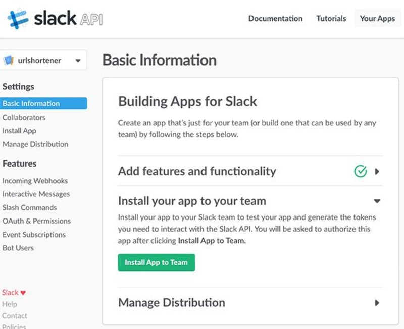 How to build a custom Slack slash command using Express and Node.js