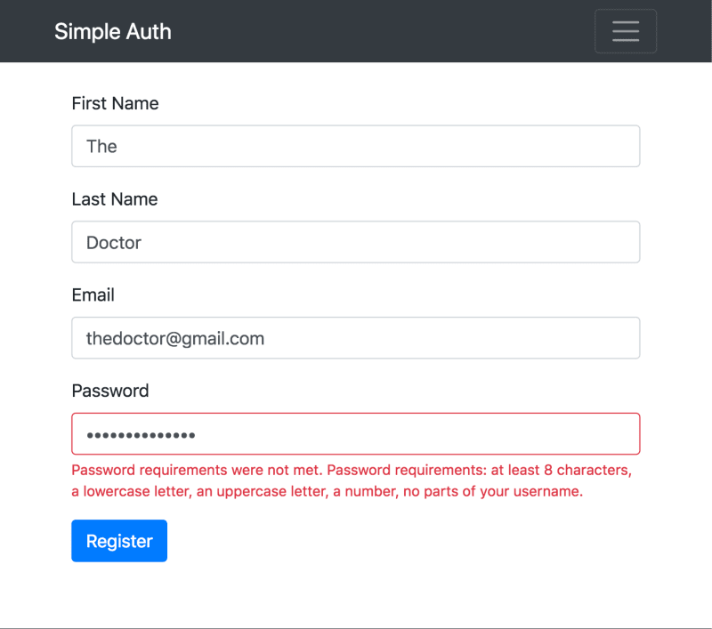 A guide to authentication tutorial with Express.js