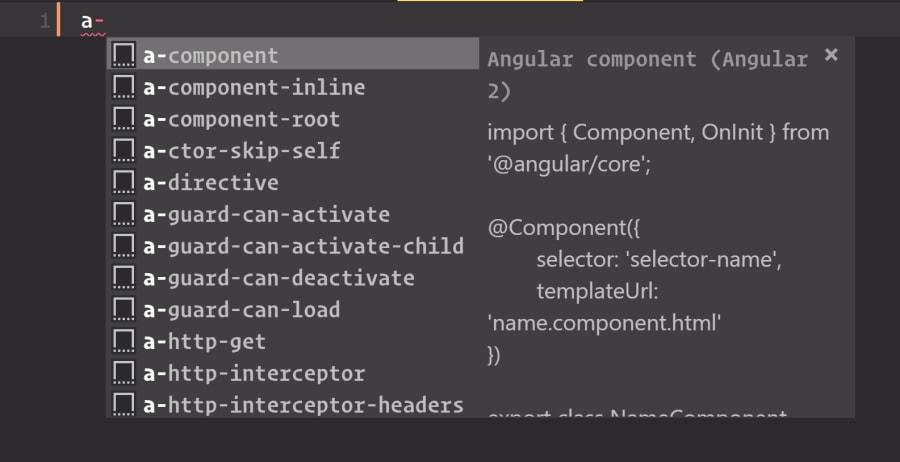 Best VS Code Extensions for Angular v2+ Development ― Scotch io