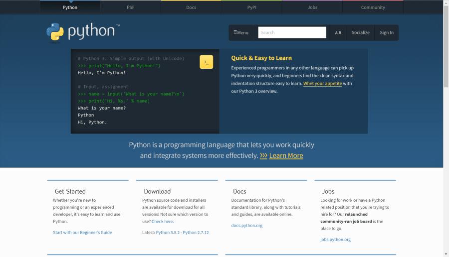 Build Your First Python and Django Application ― Scotch io