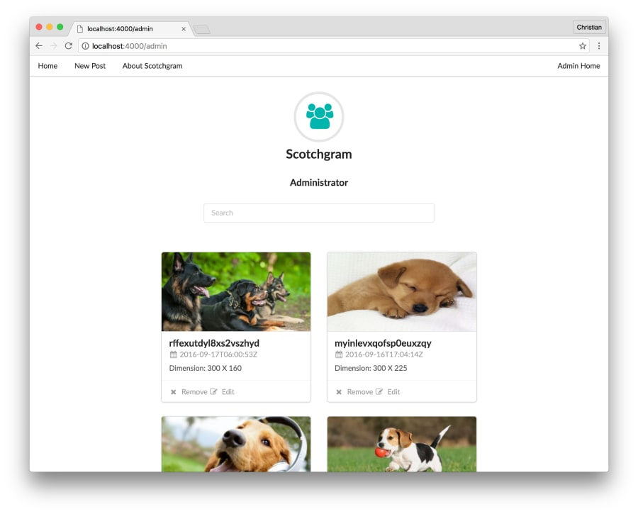 Build the Back-End For Your Own Instagram-style App with Cloudinary