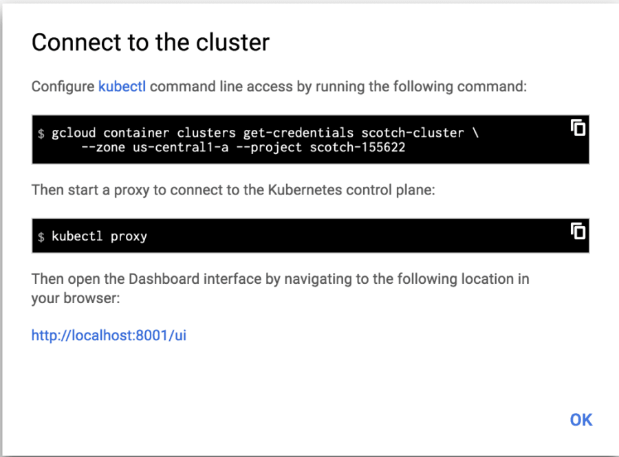 Google Cloud Platform I: Deploy a Docker App To Google
