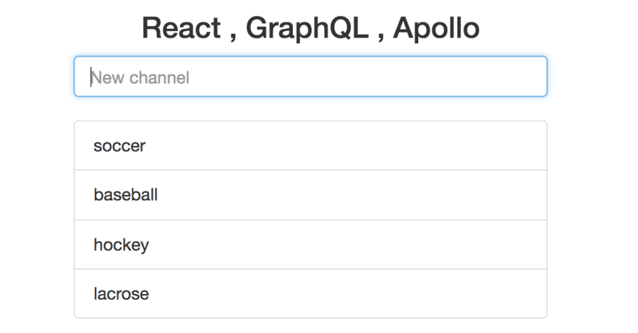 Realtime GraphQL UI Updates in React with Apollo  ― Scotch io