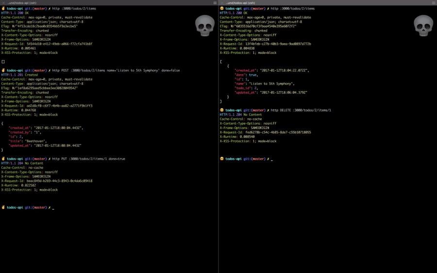 Build a RESTful JSON API With Rails 5 - Part One ― Scotch io