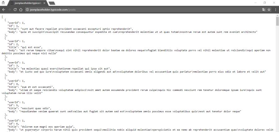 Using Angular v4's New HTTP Client ― Scotch io