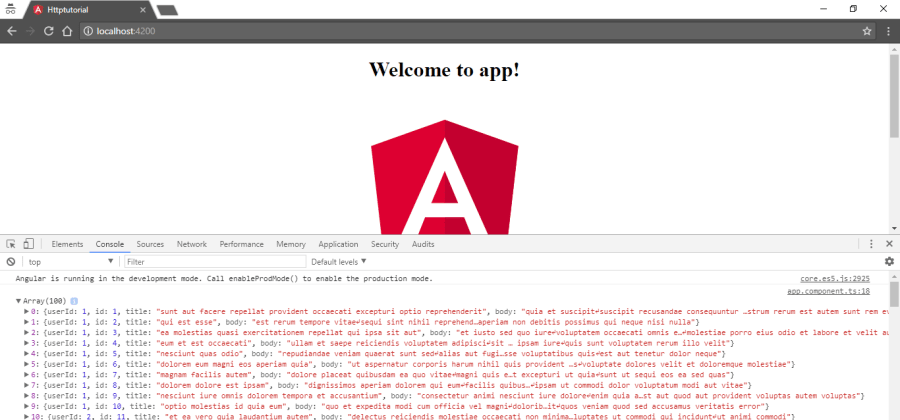 How To Read Json File In Angular 7 Http