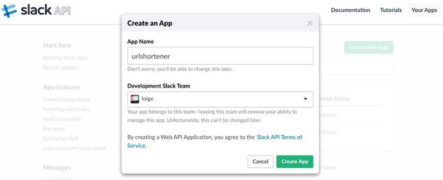 Create a custom Slack slash command with Node js and Express ― Scotch io