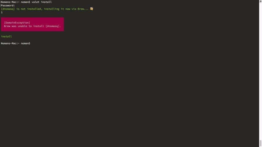 Use Laravel Valet for a Super Quick Dev Server ― Scotch io