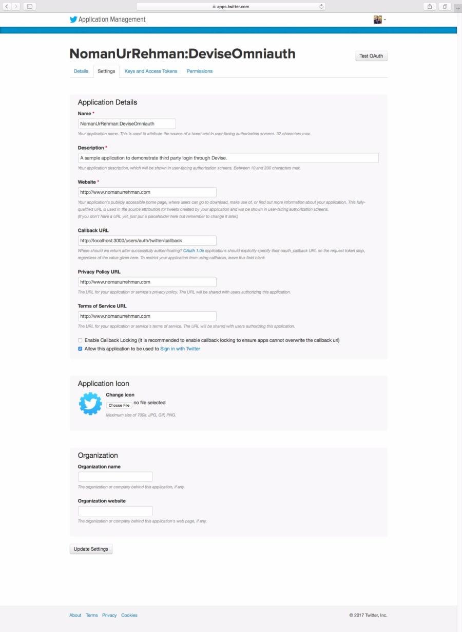 Integrating Social Login in a Ruby on Rails Application