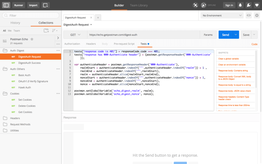 Write API Tests with Postman and Newman ― Scotch io