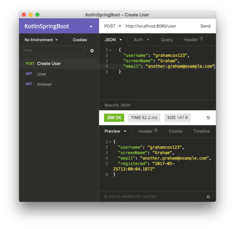 How to build a Simple REST API with Kotlin and Spring Boot ― Scotch io