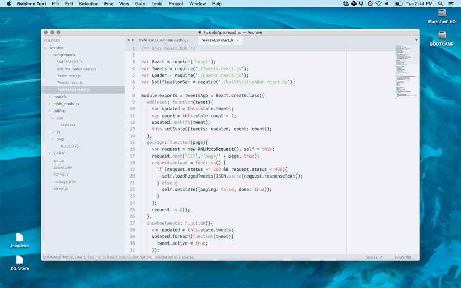 The 10 Best Sublime Text 3 Themes of 2017 ― Scotch io