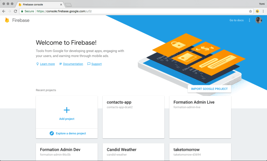 Getting Started with Firebase Cloud Firestore: Build a Vue Contact