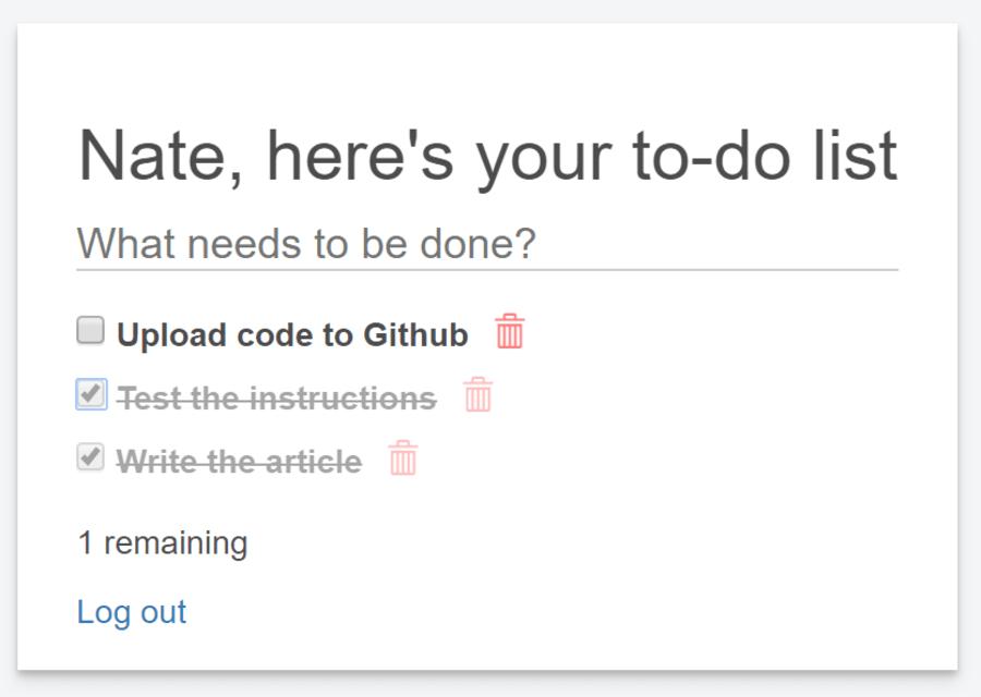 Build a Secure To-Do App with Vue, ASP NET Core, and Okta ― Scotch io