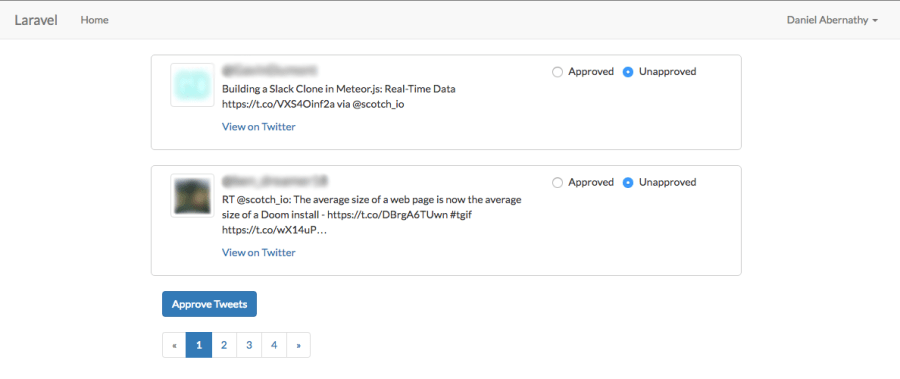 How To Process Tweets in Real-Time with Laravel ― Scotch io