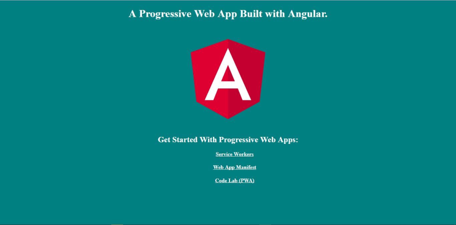 How to build Progressive Web Apps with Angular  ― Scotch io