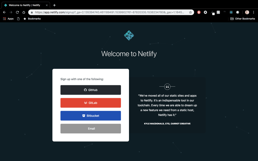 Deploying Your First Gatsby Site to Netlify ― Scotch io