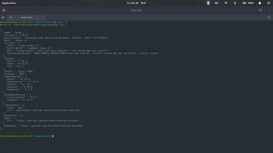 Getting Started with the MERN Stack ― Scotch io