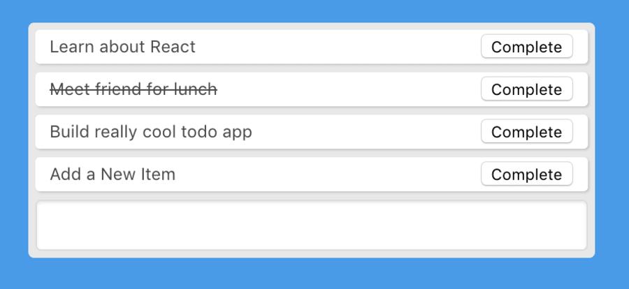 Build a React To-Do App with React Hooks (No Class