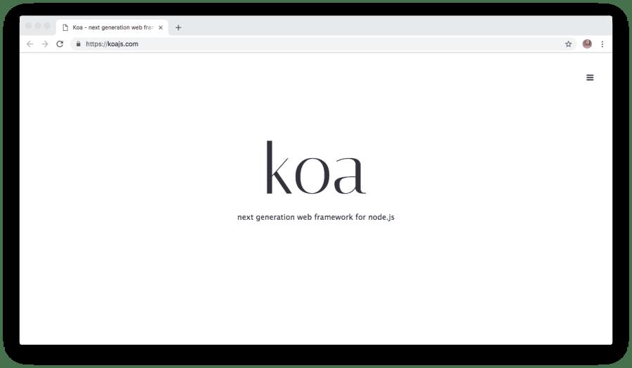 10 Node Frameworks to Use in 2019 ― Scotch io