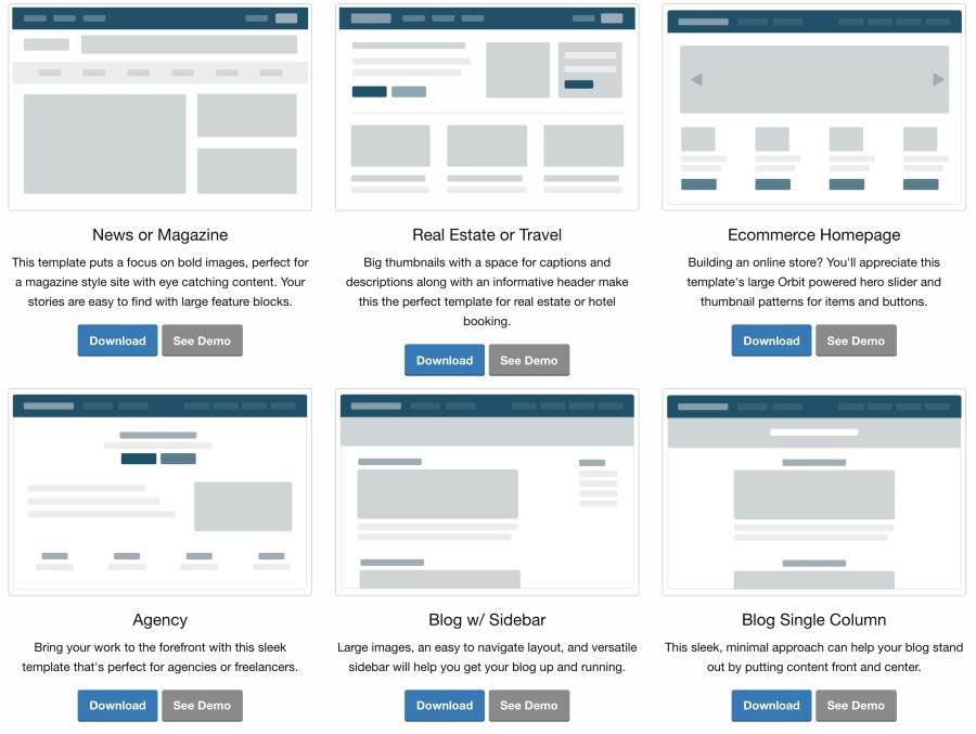 6 Popular CSS Frameworks to Use in 2019 ― Scotch io