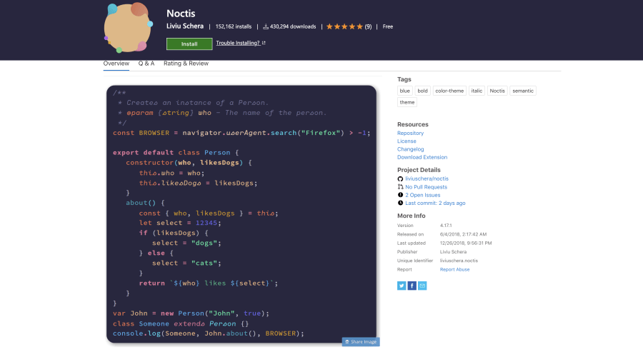 6 Hottest VS Code Themes To Use in 2019 ― Scotch io