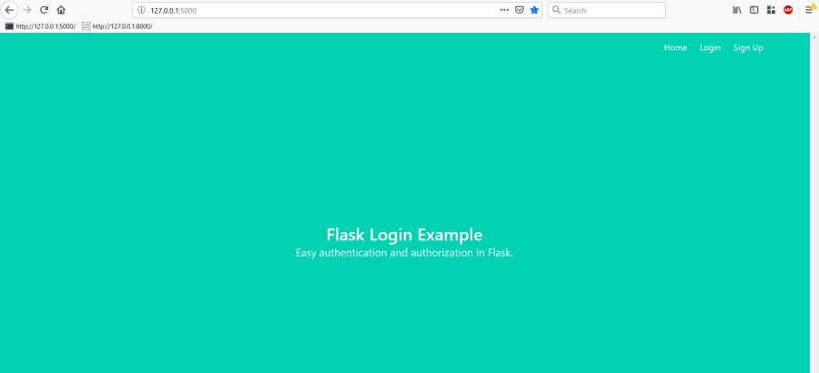 Authentication and Authorization With Flask-Login ― Scotch io