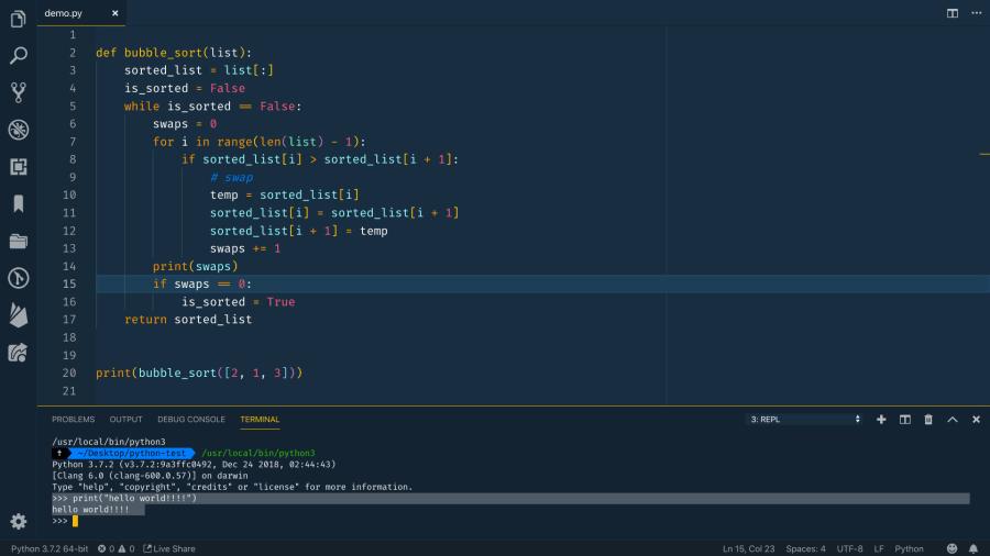 A Better Python Repl – Meta Morphoz