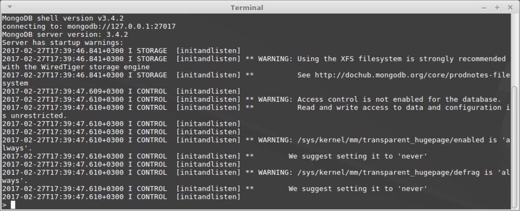 Install mongodb 3 4 ubuntu 18 04 | Peatix