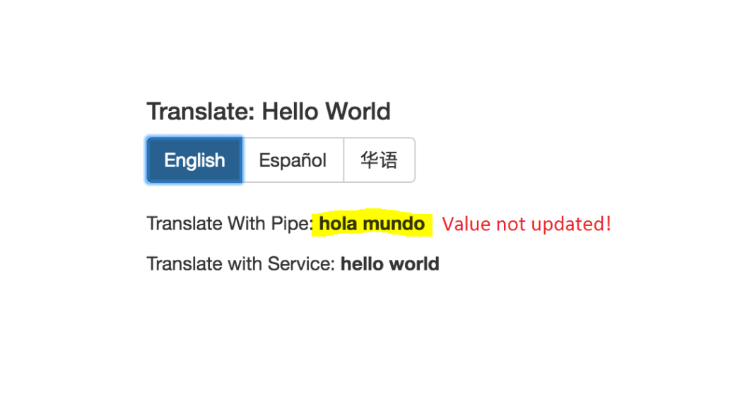 Simple Language Translation in Angular 2 (Part 1) ― Scotch io