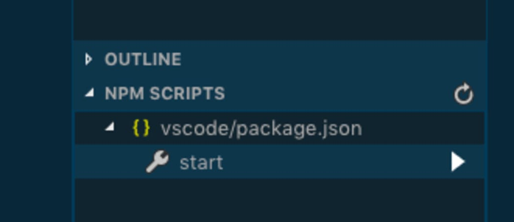 vs code outline