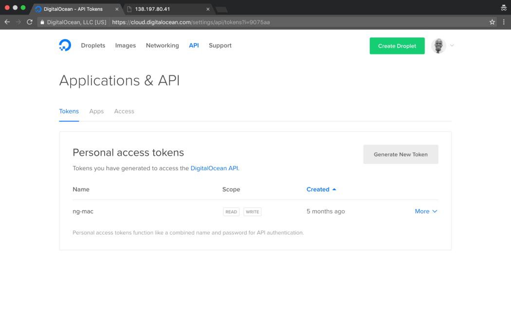 How to Host a Node js App on Digital Ocean ― Scotch io