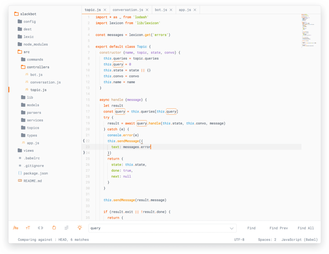 Sublime text 3 material theme cant activate | Sublime Text 3 Package