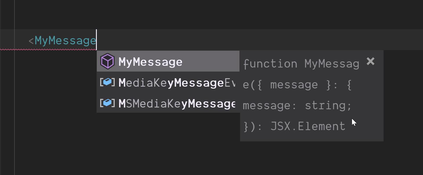 Self-documenting code in VSCode