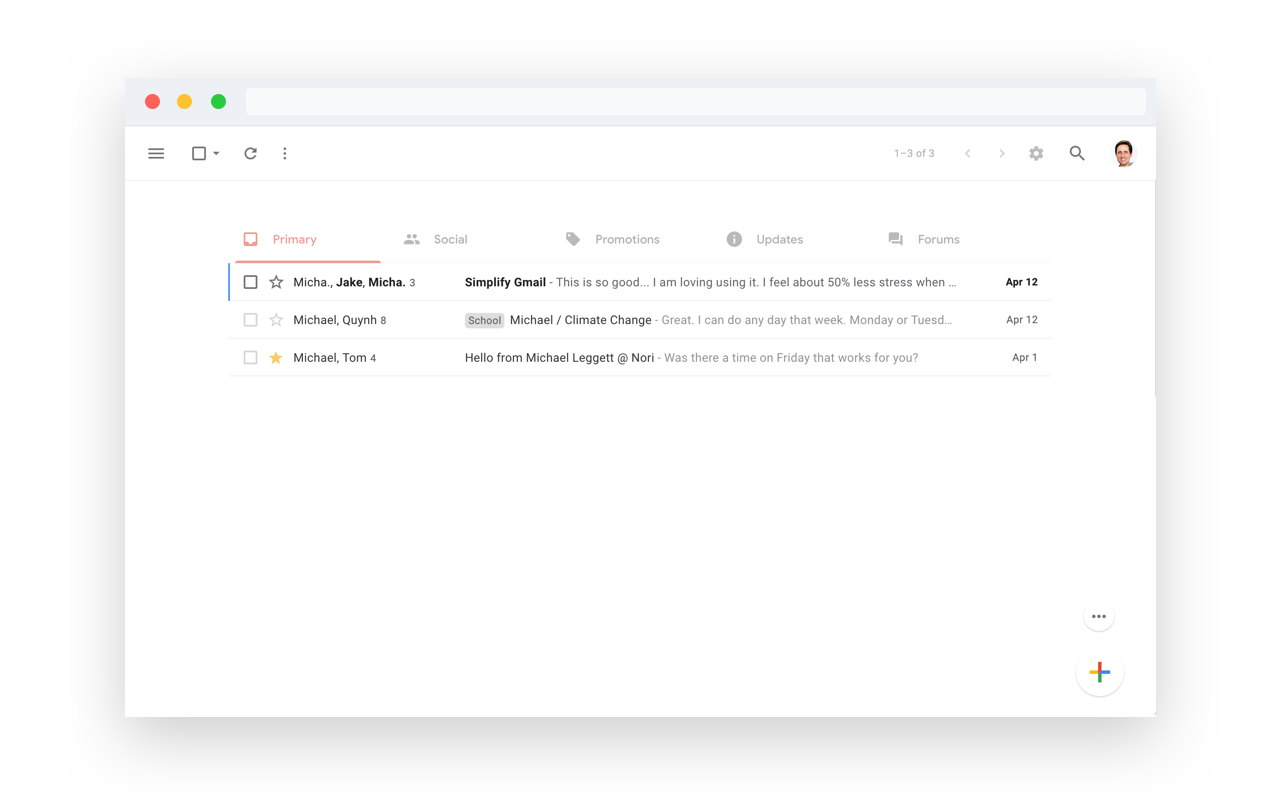 Make Gmail Cleaner with the Simplify Chrome Extension | PHPNews