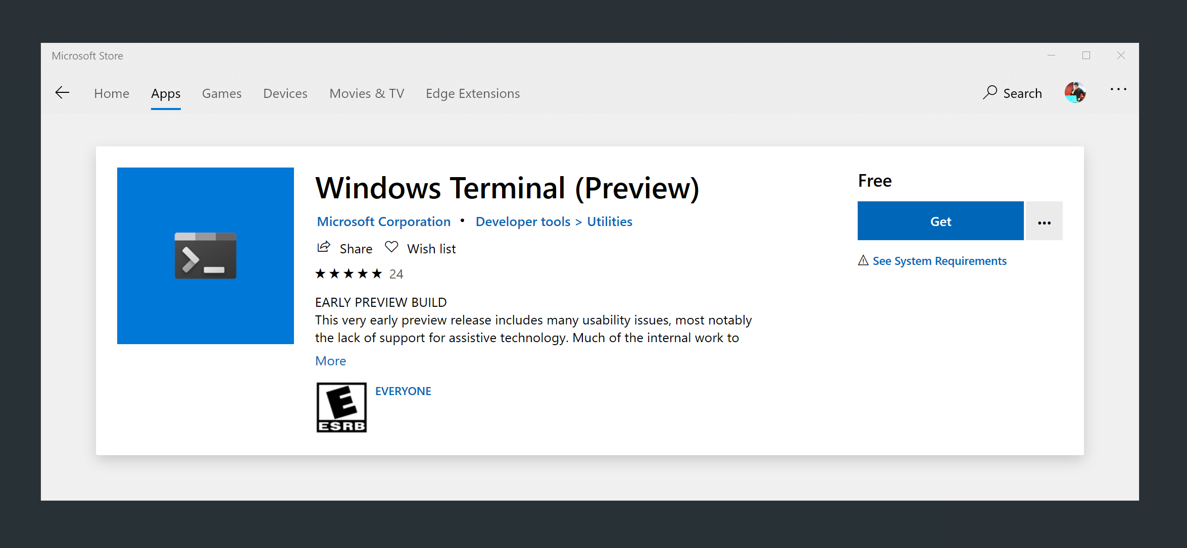 The New Windows Terminal Is Now Available to Download | PHPNews