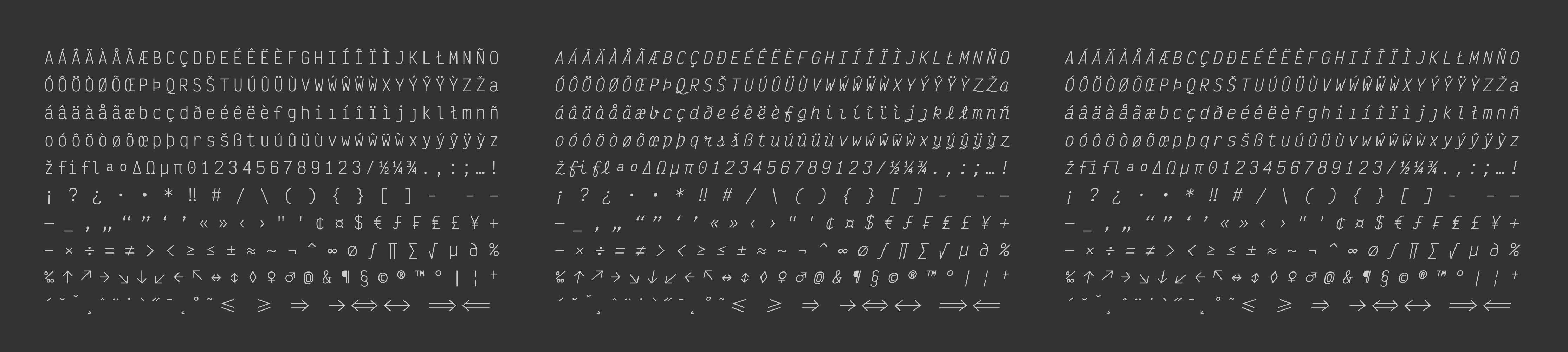 Victor Mono Font