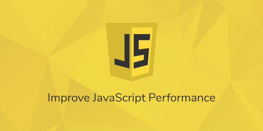 Improve the Performance of your JavaScript Web Application