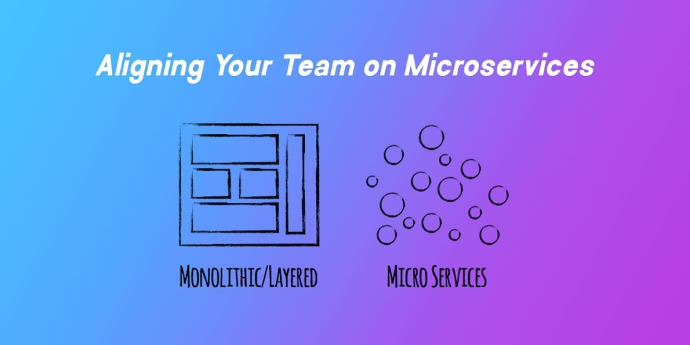 Aligning Your Team on Microservices from the Start