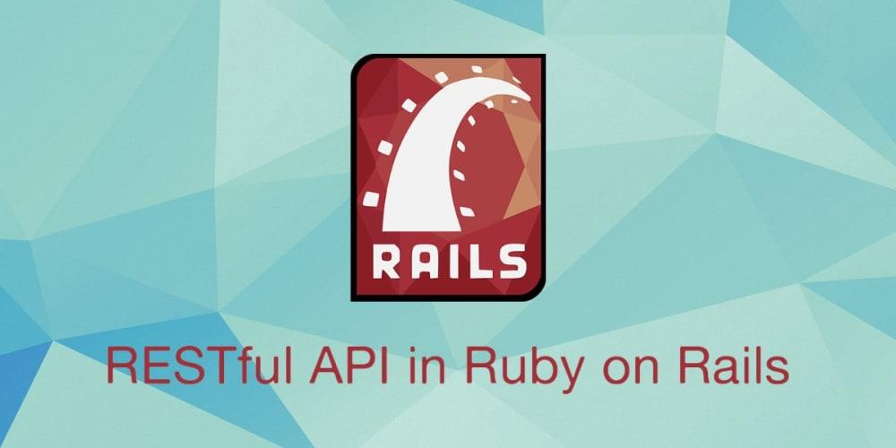 Build a RESTful JSON API With Rails 5 - Part One