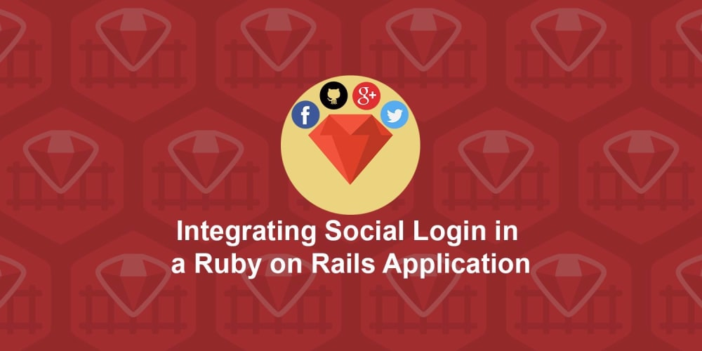 Integrating Social Login in a Ruby on Rails Application