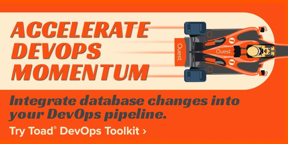 Turbocharge your DevOps workflow by incorporating databases changes