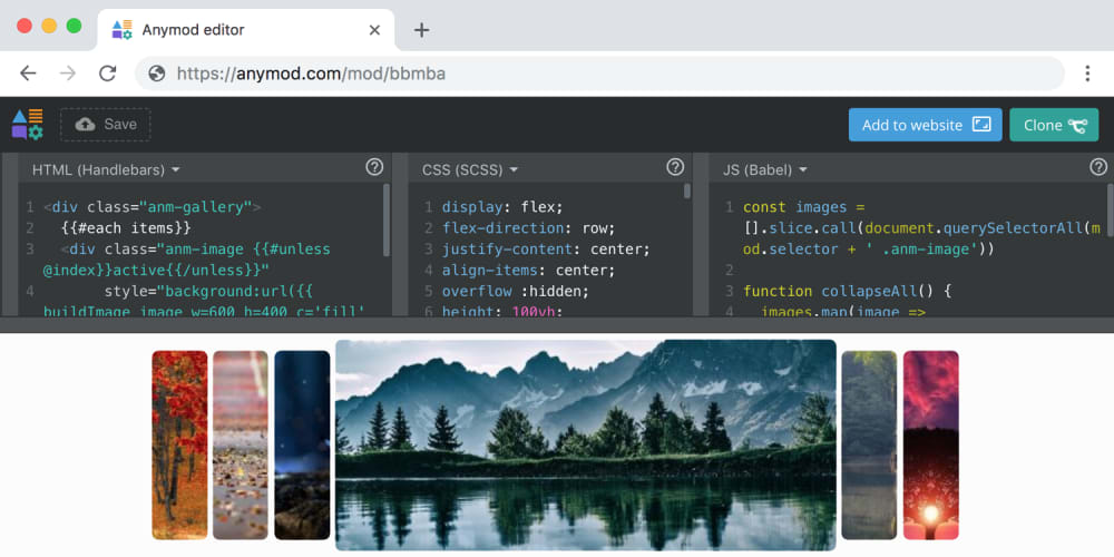 A New Code Editor For The Web
