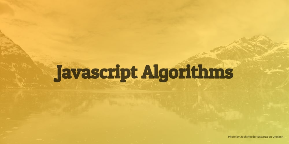 Javascript Algorithms #1: Counting the Vowels in a String OfText