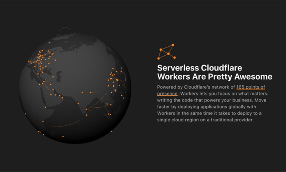 Serverless Cloudflare Workers Are Pretty Awesome