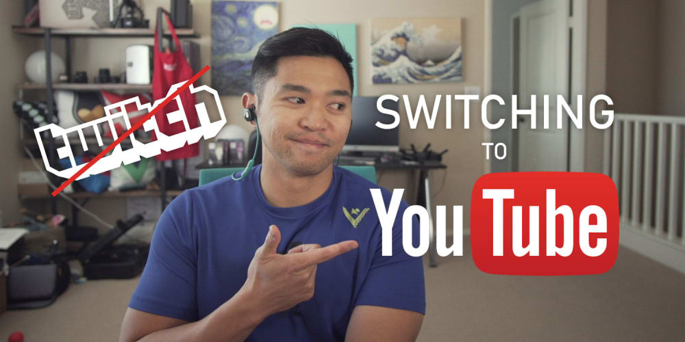 Why I'm Switching to YouTube from Twitch for Live-Coding