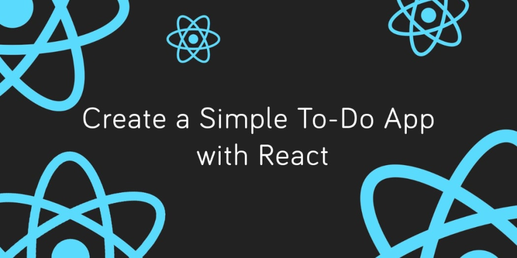Create a Simple To-Do App With React