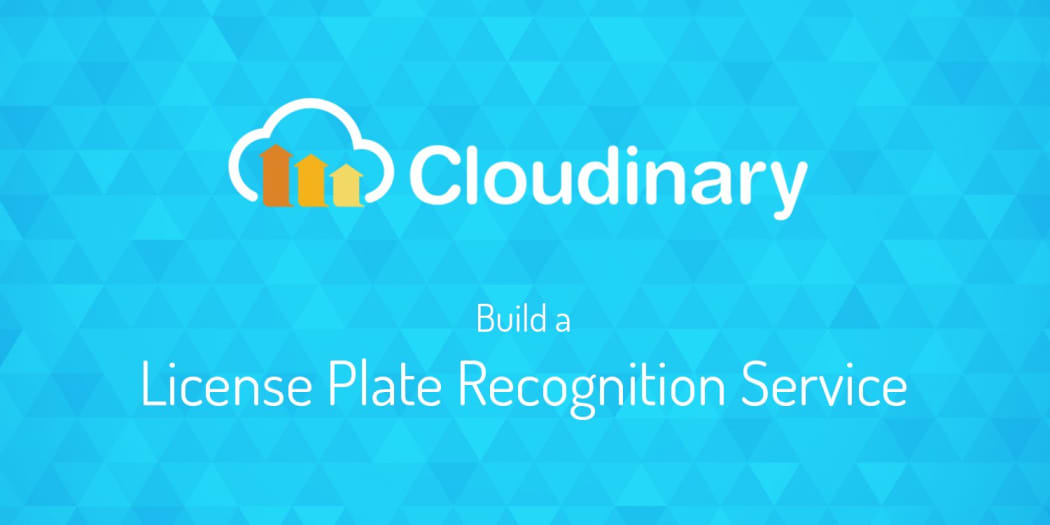 Build a License Plate Recognition Service In 31 Lines of