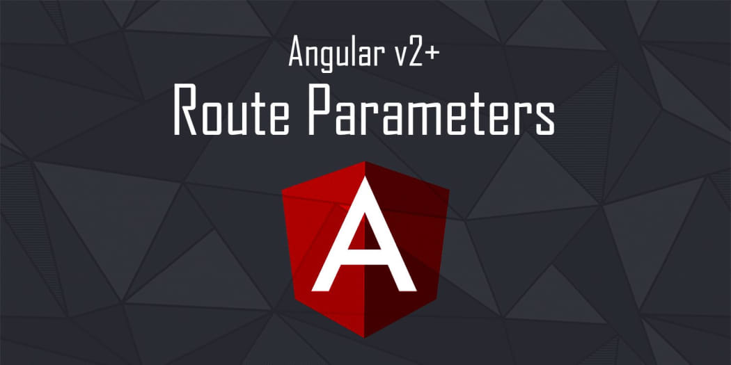 Handling Route Parameters in Angular v2+